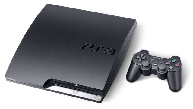 Sony's new PS3 Slim.
