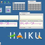 Haiku - Replicants in Haiku, embedded in the Desktop
