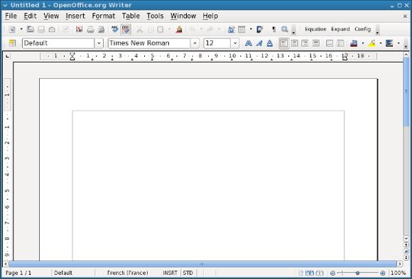 OpenOffice's Writer