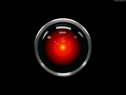 HAL-9000 Looking at YOU