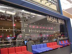 The IMSAI 8080