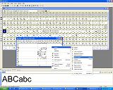 FontLab on WinXP