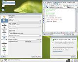 KDE 3.2b2 - click for a larger image