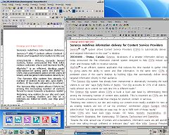 Hancom Word 5.2 and 6.0 - Click for a larger version