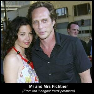 William Fichtner and his wife recently